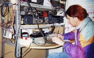 Ham radio operator-1