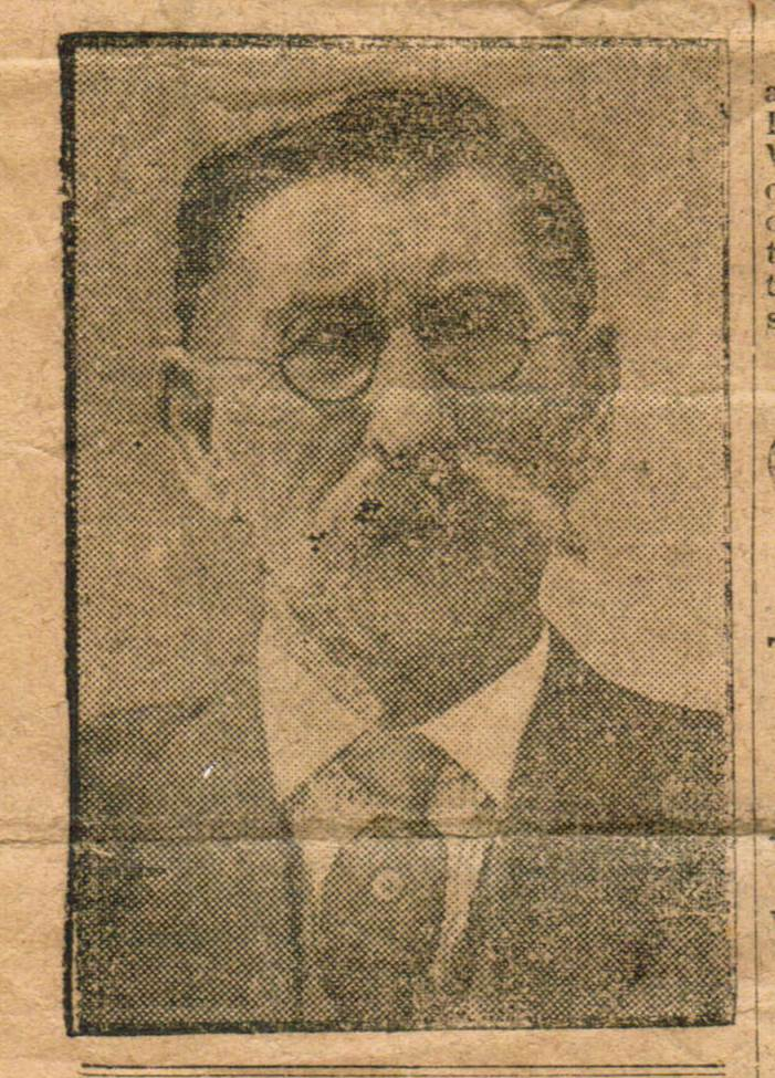 52 Ancestors Week 8 – John Vincent Davis: MURDERED