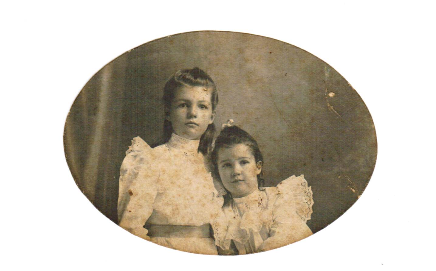 52 Ancestors Week 11 – Hallie and Dosia and Ellen