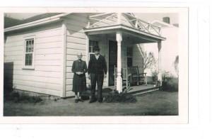 Jeremiah Daniel and Margaret Ann Grant Thomas ca 1942 Jim T Grant's in Chesterfield SC-2