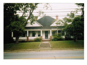 Jim T Grant's house in Chesterfield SC-1