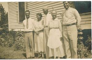 Tate Grant,Anna Jane Grant, James Thomas( Jim T) Grant, mother Sarah Ann Rebekah Thomas Grant, Jerry Grant