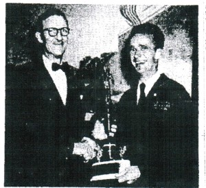 William K Heiser Sr MD truck driver of the year 1954