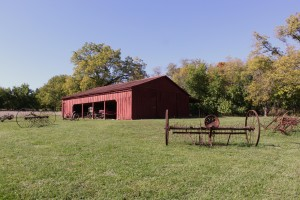 Barn and farm equipment
