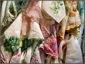 Handkerchiefs old ones