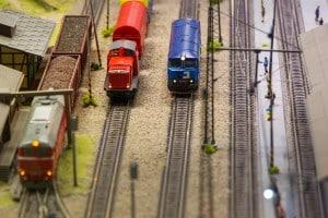 Big Railroad Model-3
