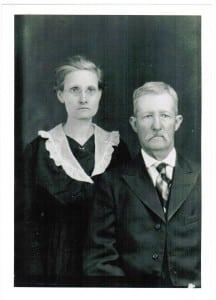 Jeremiah Daniel and Margaret Ann Grant THOMAS