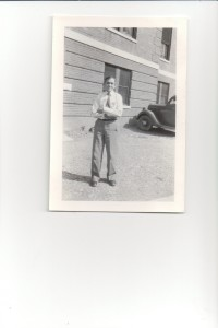 William Thomas Price, bro of Montgomery Price and Gertrude Price Hilliard, ca. 1930's