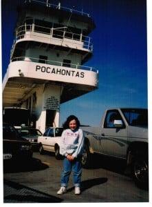 Spring 1997 Katie Vest Williamsburg Trip with Granny and Grandpa-1