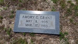 GRANT Amory