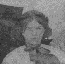 MARTIN Virgie circa 1910