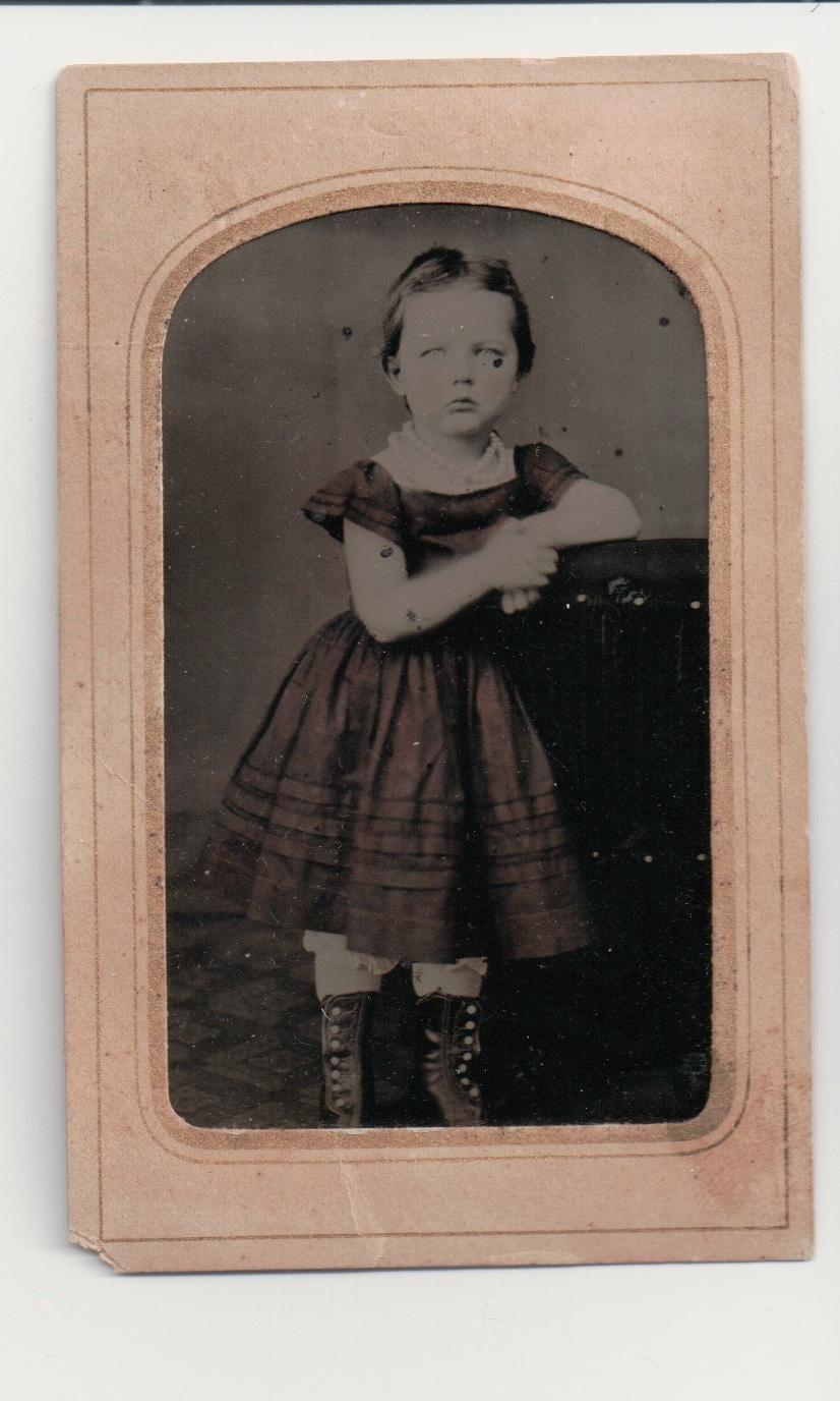 Maud Heiser: a broken home