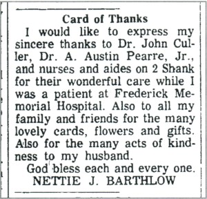 Barthlow Nettie PYLES thanks docs and others cropped