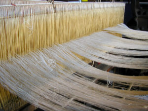 Cotton mill photo