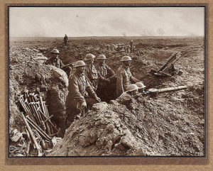 In the trenches_public domain