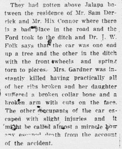 Gardner Ella nee GRANT article about death-5 cropped portion