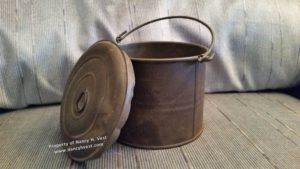 A Biscuit Tin Heirloom